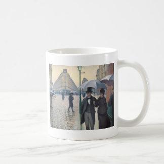 Paris Street; Rainy Day Coffee Mug