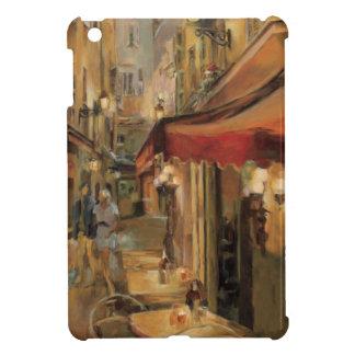 Paris Street Scene iPad Mini Cases
