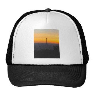 Paris Sunset Mesh Hats