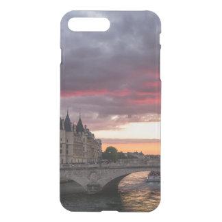 Paris Sunset Phone Case