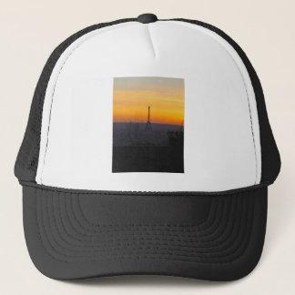 Paris Sunset Trucker Hat
