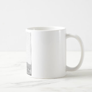 Paris, Texas Eiffel Tower Drawing Coffee Mug