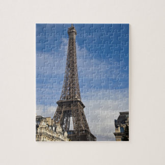 Paris, The Eiffel Tower. Jigsaw Puzzle