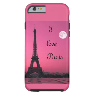 Paris Tough iPhone 6 Case