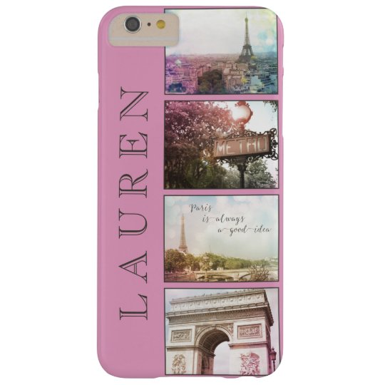 Paris Toujours iPhone 6 Plus case