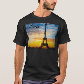 Paris Tour Eiffel in Sunset (St.K) T-Shirt