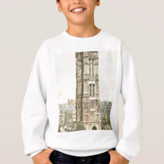 Paris, Tour Saint Jacques Sweatshirt