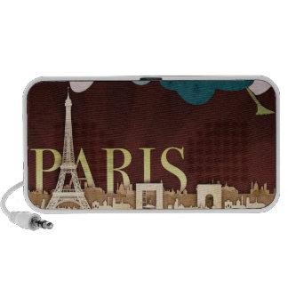 Paris Travel Speaker