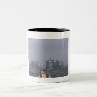 Paris Two-Tone Coffee Mug