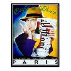 Paris Vintage Postcard