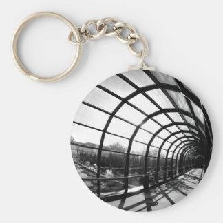 Paris Walkway Keychain