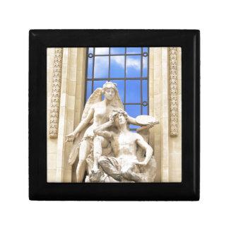Parisian architecture gift box