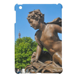 Parisian architecture iPad mini case