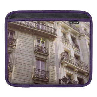 Parisian Architecture, Pink Pastel Photograph Sleeve For iPads