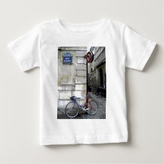 Parisian Bicycle Baby T-Shirt