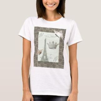 Parisian Collage T-Shirt