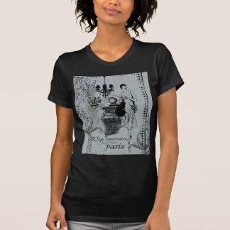 Parisian Fashion Tee Shirt