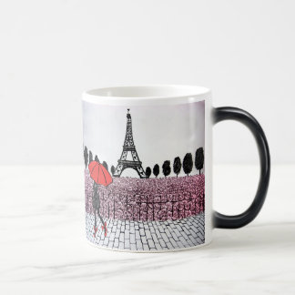 parisian Girl Magic Mug
