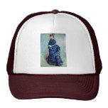 Parisian Girls (The Lady In Blue) By Pierre-August Trucker Hats
