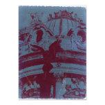 Parisian Grand Opera 13 Cm X 18 Cm Invitation Card