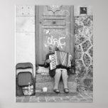 Parisian Gypsy Poster