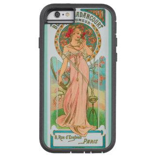 Parisian Perfume Vintage Advertisement Tough Xtreme iPhone 6 Case