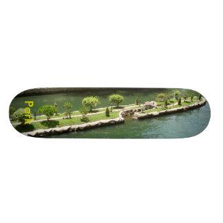 Park 19.7 Cm Skateboard Deck