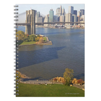 Park and Cityscape Notebook