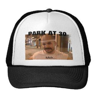 Park at 30 cap