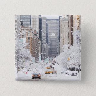 Park Avenue 15 Cm Square Badge