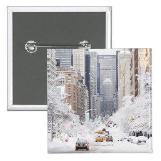 Park Avenue Pinback Buttons