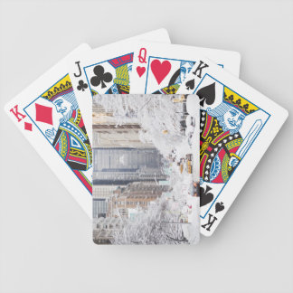 Park Avenue Bicycle Playing Cards