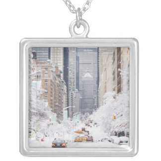 Park Avenue Silver Plated Necklace