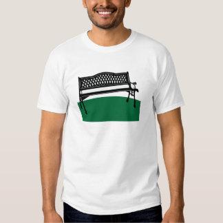 Park Bench Tee Shirts