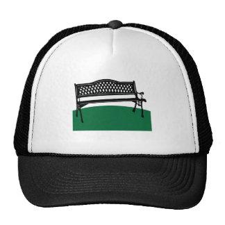 Park Bench Trucker Hats