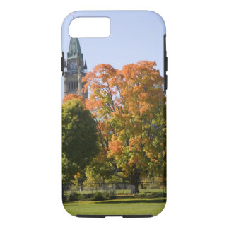 Park beside the Parliment Building in Ottawa, iPhone 8/7 Case