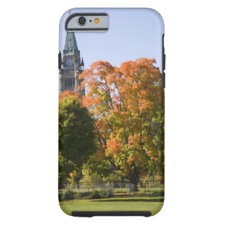 Park beside the Parliment Building in Ottawa, Tough iPhone 6 Case