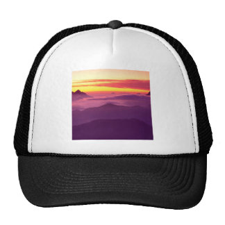 Park Cascades At Sunset Cap