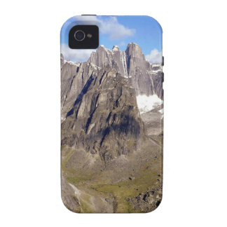Park Cirque Unclimbables Nahanni Territories Vibe iPhone 4 Case
