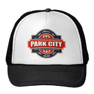 Park City Old Label Cap