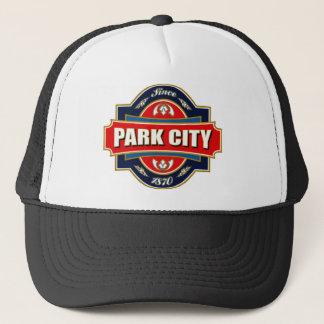 Park City Old Label Trucker Hat