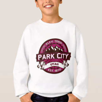 Park City Raspberry Sweatshirt