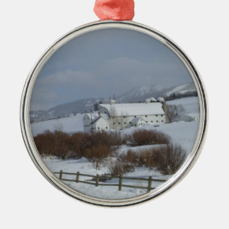 Park City, Utah, Holiday Ornament