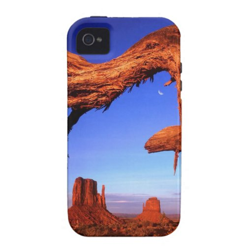 Park Fallen Monument Valley Case-Mate iPhone 4 Cover