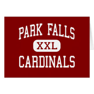 Park Falls - Cardinals - High - Park Falls Card