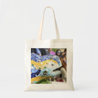 Park Guell dragon Bag