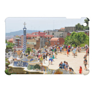 Park Guell in Barcelona, Spain iPad Mini Cover