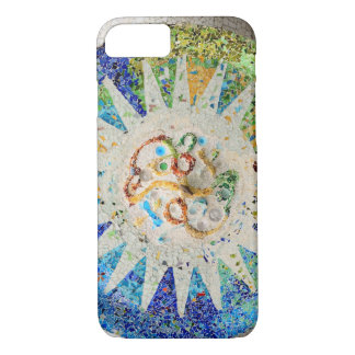 Park Guell mosaics iPhone 7 case