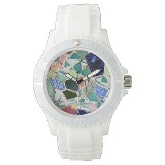 Park Guell mosaics Watch