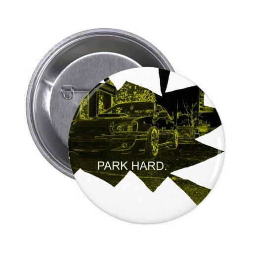 Park Hard Pinback Buttons